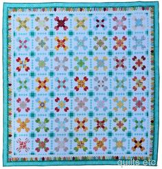 Patchwork of the Crosses - finished