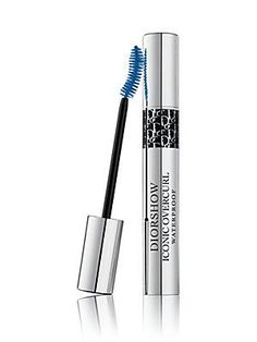 Dior Iconic Overcurl Waterproof Mascara/0.33 oz. - Over Black
