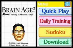 More Brain Age Brain Training Don't Let Those Younger Guys Get Your Goat, head over to http://failedmemory.com