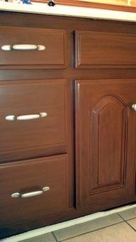 21 Best Restain Kitchen Cabinets Images Cabinet