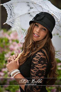 Vintage Senior Session: Orange County Senior Photographer : Kristen »