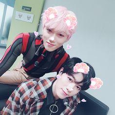 Pink Ayno and Jacob