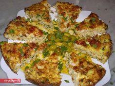 لتحضير عشاء سهل خفيف و لذيذ - http://www.lalamoulati.net/articles/31213/31213