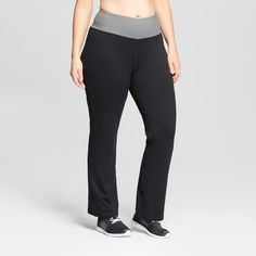 96410c9009f The Women s Plus Size Performance Pant from C9 Champion features our Freedom  fabric  Designed for