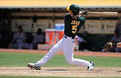 Oakland Athletics John Jaso