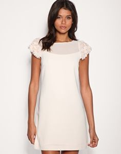 It would be so fun to fancy up this plain Jane. 84.25