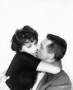 1968 - Houseboat - Sophia Loren & Cary Grant