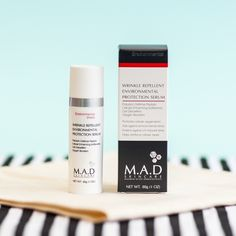 The environment can take its toll on you. Bounce-back with this restorative facial serum.