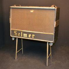 1963 Selmer Zodiac Twin Thirty | vintage & rare