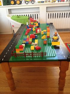 35 best lego duplo table images in 2019 lego table lego table rh pinterest com