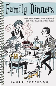 REVIEW:  Family Dinners Recipe Cookbook