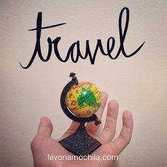 .@Levo na Mochila | Vamos viajar? #levonamochila #viagem #mundo #travel