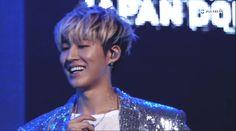 Smile Gif, I Miss U, Kim Hanbin, Korean Bands, Kpop Boy, Bobby, Handsome, Husband, Singer