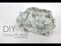 How to make a diaper cover (free patterns included) Cool Baby Clothes, Baby & Toddler Clothing, Toddler Dress, Diy Clothes, Baby Dress, Diaper Cover Pattern, Ruffle Diaper Covers, Baby Girl Fashion, Toddler Fashion