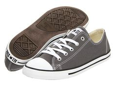 Converse Chuck Taylor® All Star® Dainty Ox- Charcoal. Also like the Pearl Blue and Lemon Peel colors.