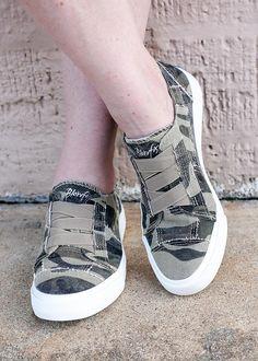 bbf18d9ea41 Blowfish Marley Camo Shoe Camo Shoes