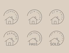 Excited to share the latest addition to my #etsy shop: Realtor Stamps, Realtor Advertising, Realtor Logo, Badge, Watermark, Real Estate Logo, Stamps, Premade Stamps, Ready Made Stamps #graphicdesign #realtorlogo