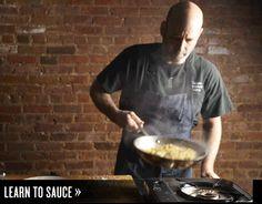 "A Recipe from ""Mastering Pasta"" Cookbook by Marc Vetri Great Pasta Recipes, Pasta Ideas, Corn Recipes, Easy Recipes, Easy Meals, Basic Cooking, Cooking Ideas, Pasta Sauces, Pasta Dishes"
