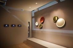 Foscarini @ Milan Designweek 2013 #Lake design by LucidiPevere