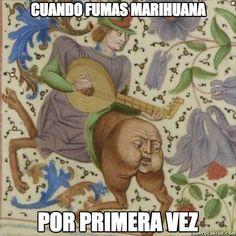 Marihuana en la Edad Media        Gracias a http://www.cuantocabron.com/   Si quieres leer la noticia completa visita: http://www.estoy-aburrido.com/marihuana-en-la-edad-media/