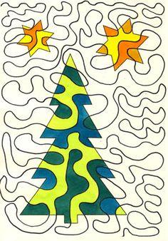 Die Mega-Linie - Weihnachtsbaum