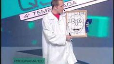 Yakoo Sideratos faz desenho com vida - YouTube