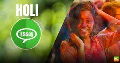 Latest Essay On Holi In Hindi | होली के त्यौहार पर हिंदी में निबंध Holi Wishes Messages, Happy Holi Wishes, Holi In Hindi, Movie Posters, Life, Film Poster, Billboard, Film Posters