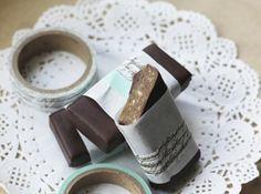Raw Caramel Candy Bars