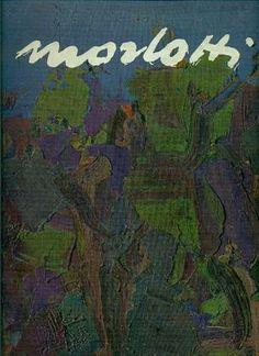 Ennio Morlotti. Milano, Edizioni del Milione, (Pittori Italiani Contemporanei), 1962. Con 23 tavole a colori applicate