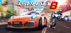 Asphalt 8: Airborne v3.2.2a [Free Shopping]   Asphalt 8: Airborne v3.2.2a [Free Shopping]Requirements:2.3 Overview:LEAVE GRAVITY IN THE DUSTThe best Android arcade racing game series reaches a new turning point! Perform dynamic high-speed aerial stunts in an intense driving experience powered by a brand-new physics engine!  The fully installed game requires at least 1.8 GB of free space in your internal storage.   The best Android arcade racing game series reaches a new turning point…
