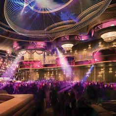 Omnia is Sin City's newest over the top night club.