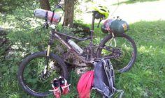 Bepacktes Velo Bicycle, Vehicles, Veils, Bike, Bicycle Kick, Bicycles, Car, Vehicle, Tools