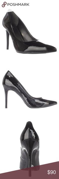 "Michael Kors black patent leather pumps New in box. 4"" heel. Michael Kors Shoes Heels"