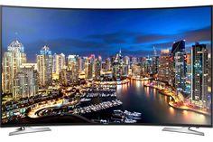 Televizor Smart LED Samsung Curbat