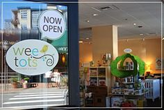 Wee Tots: Main Street, Old Bellevue Merchant #Bellevue Washington