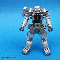 LEGO: Microscale ZAKU [3/6] | by umamen