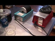 Tool Time Tuesday – Rotary Tumblers & Another Giveaway | Melissa Muir – Metalsmith