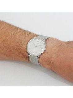 Junghans 041/4463.44 Max Bill Mens Quartz Watch