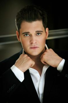 Ahhh Micheal Buble :) His voice is like butta ---  BAHAHAHA to whoever made this comment