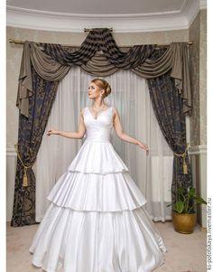 Handmade weadding dress / Свадебное платье - белый, платье, свадьба, свадебное платье, платье невесты, образ невесты