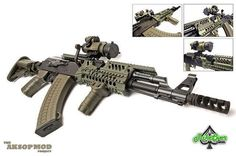 arma ak 47 moderna - Buscar con GoogleSave those thumbs & bucks w/ free shipping on this magloader I purchased mine http://www.amazon.com/shops/raeind  No more leaving the last round out because it is too hard to get in. And you will load them faster and easier, to maximize your shooting enjoyment.  loader does it all easily, painlessly, and perfectly reliably