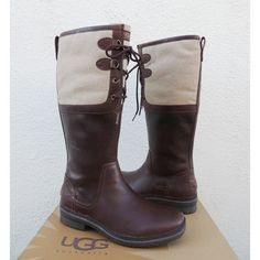 Authentic Ugg Elsa Boots Brand new without tags. One of the most beautiful pair of shoes I've ever owned  Never worn. Cannot be bundled. UGG Shoes
