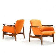Finn Juhl Lounge Chairs