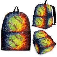 3ZT Softball Backpack ZS02