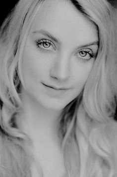 Evanna Lynch. Pinned by @lilyriverside