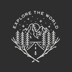 Explore The World -From@liamashurst . . . #pixelsurplus #typography #gooutside #type #dailytype #thedailytype #typelove #typedesign #fontdesign #typeeverything #artoftype #inspiration #fonts #font #explore #handdrawn #handlettered #drawing #quote #quotes #quoteoftheday #typespire #thedesigntip #goodtype #illustration #illustrator #designers #graphicdesign