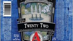 Beer Review Avery Brewing Twenty Two