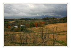 Eastern Iowa landscape