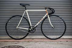Holly's Track Bike
