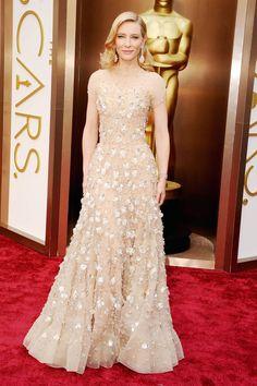 Cate Blanchett-oscar 2014-best-dressed